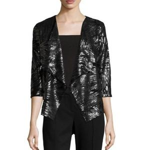 ⚡️NWT⚡️ Design History Sequin 3/4 Sleeve Jacket